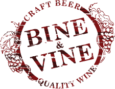 Bine and Vine Logo