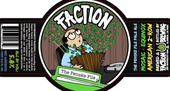Faction Penske File