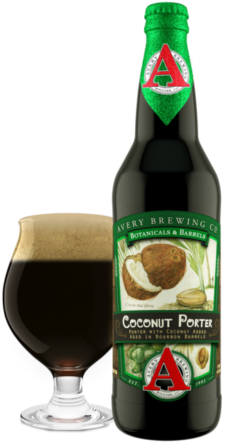 very Botanicals & Barrels - Coconut Porter