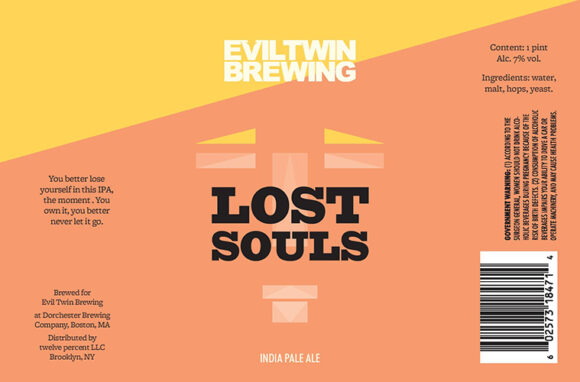 evil twin lost souls