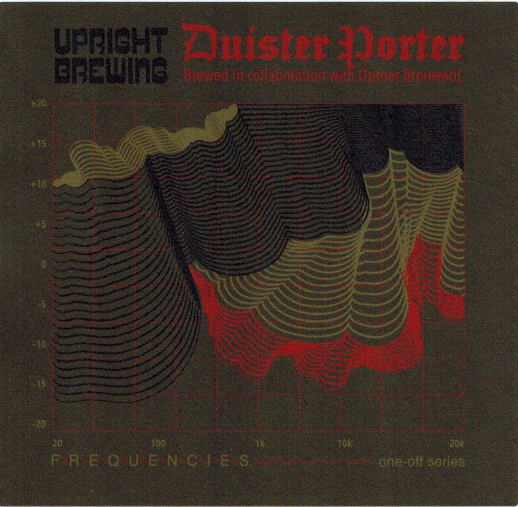 Upright Duister Porter