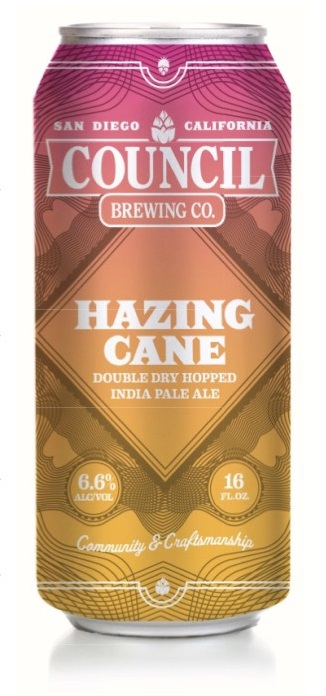Council Hazing Cane IPA