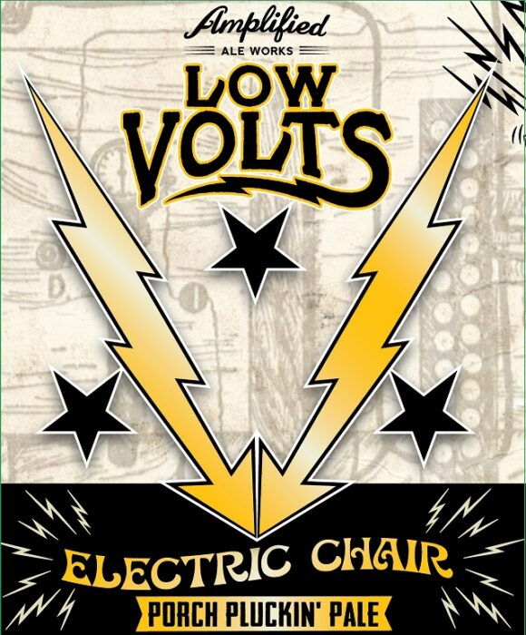 Amplified Ale Works Electric Chair