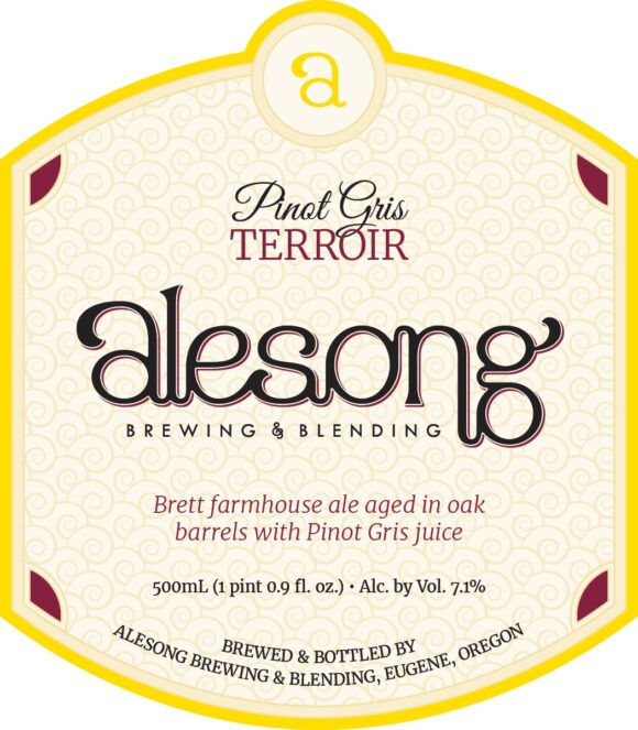 Alesong Terroir Pinot Gris
